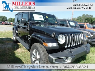 New 2018 Jeep Wrangler UNLIMITED SAHARA 4X4 Sport Utility for Sale in Martinsburg, WV