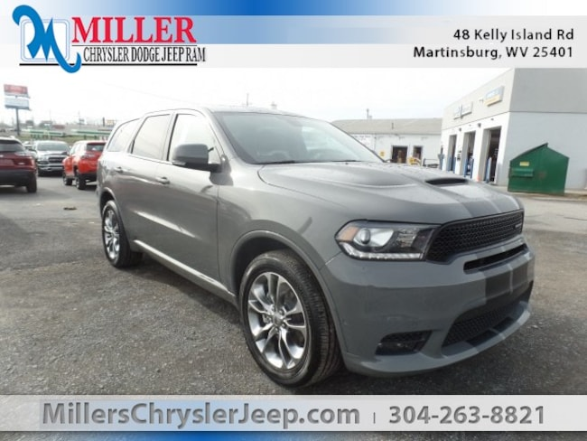 New 2019 Dodge Durango R/T AWD Sport Utility in Martinsburg