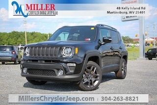 New 2020 Jeep Renegade HIGH ALTITUDE 4X4 Sport Utility for Sale in Martinsburg, WV