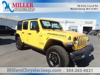New 2019 Jeep Wrangler UNLIMITED RUBICON 4X4 Sport Utility for Sale in Martinsburg, WV