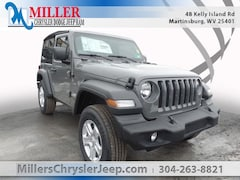 New 2019 Jeep Wrangler SPORT S 4X4 Sport Utility for Sale in Martinsburg, WV