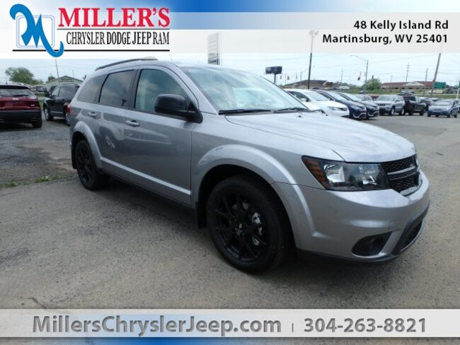 New 2018 Dodge Journey GT AWD Sport Utility in Martinsburg