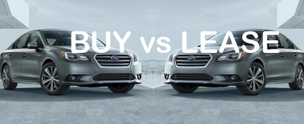 Buy Vs Leasing A Subaru Miller Subaru In Lumberton Nj