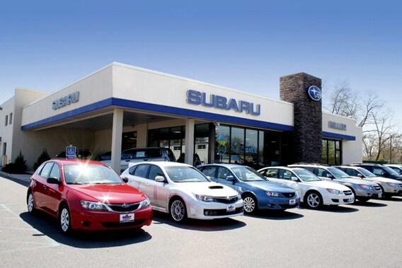 Miller Hill Subaru >> New Used Subaru Dealership Serving Cherry Hill Miller Subaru