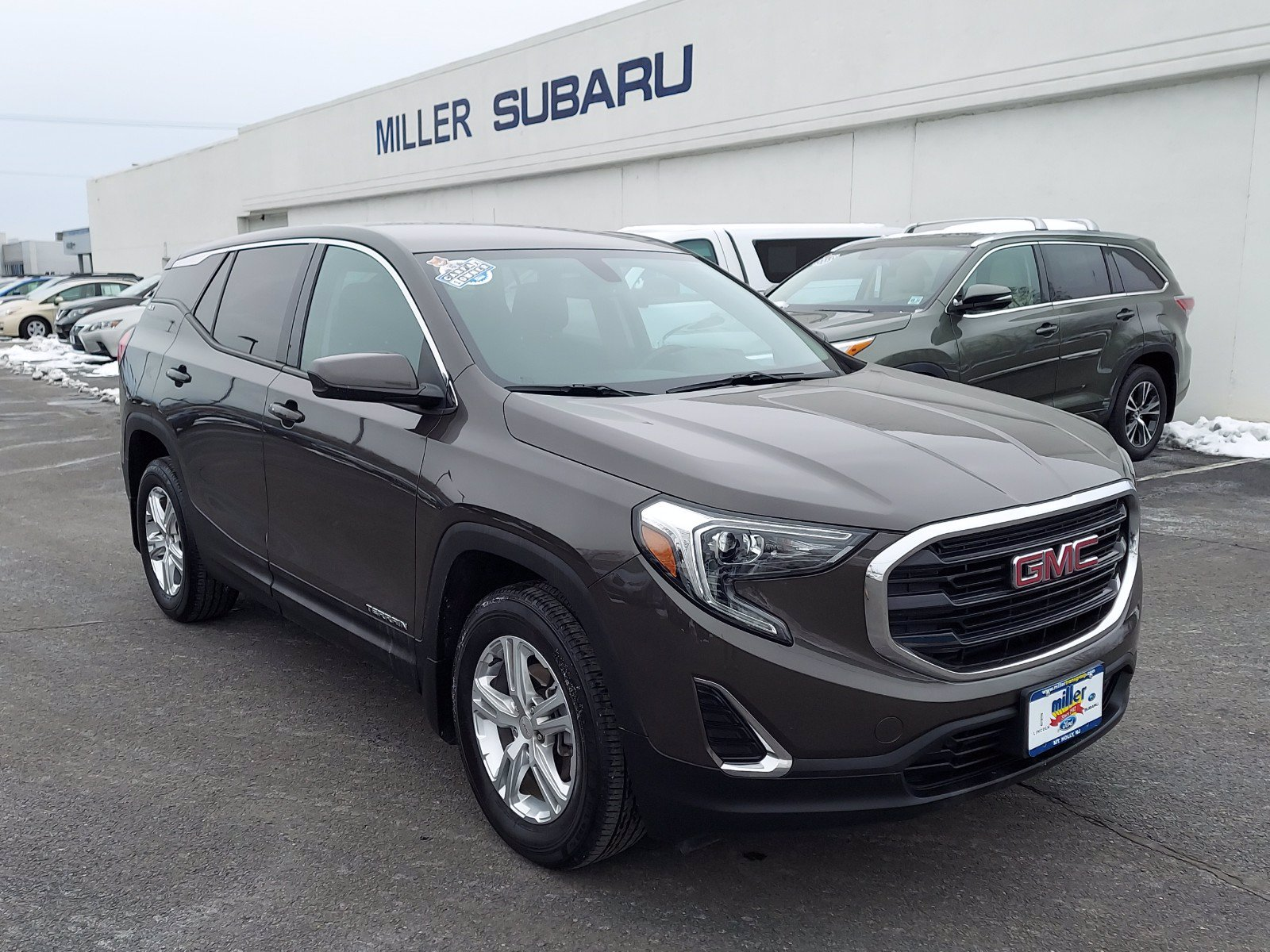 Used Gmc Terrain Lumberton Nj