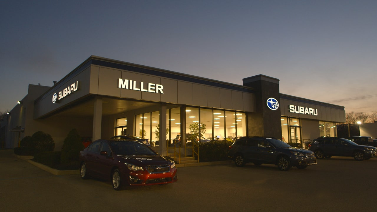 Miller Subaru Of Lumberton Nj