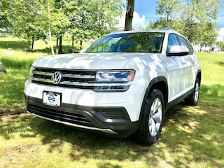 New 2019 Volkswagen Atlas 3.6L V6 S 4MOTION SUV for sale in Lebanon, NH at Miller Volkswagen