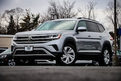 New 2021 Volkswagen Atlas 3.6L V6 SE w/Technology 4MOTION SUV in Lebanon NH