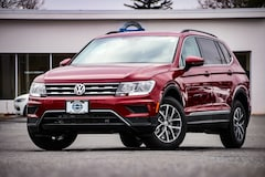 New 2020 Volkswagen Tiguan 2.0T SUV in Lebanon NH