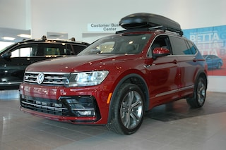 New 2019 Volkswagen Tiguan 2.0T SUV for sale in Lebanon, NH at Miller Volkswagen