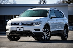 New 2021 Volkswagen Tiguan 2.0T S 4MOTION SUV in Lebanon NH