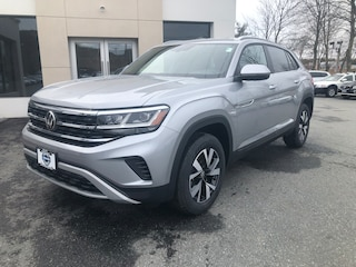 New 2020 Volkswagen Atlas Cross Sport 2.0T SE SUV for sale in Lebanon, NH at Miller Volkswagen