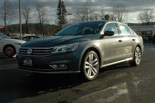 New 2018 Volkswagen Passat 2.0T SE w/Technology Sedan for sale in Lebanon, NH at Miller Volkswagen