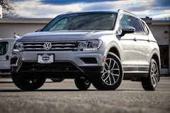 New 2021 Volkswagen Tiguan 2.0T SE 4MOTION SUV in Lebanon NH