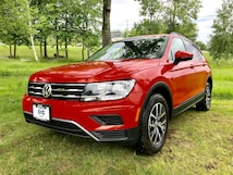 New 2019 Volkswagen Tiguan 2.0T SUV for sale in New Hampshire