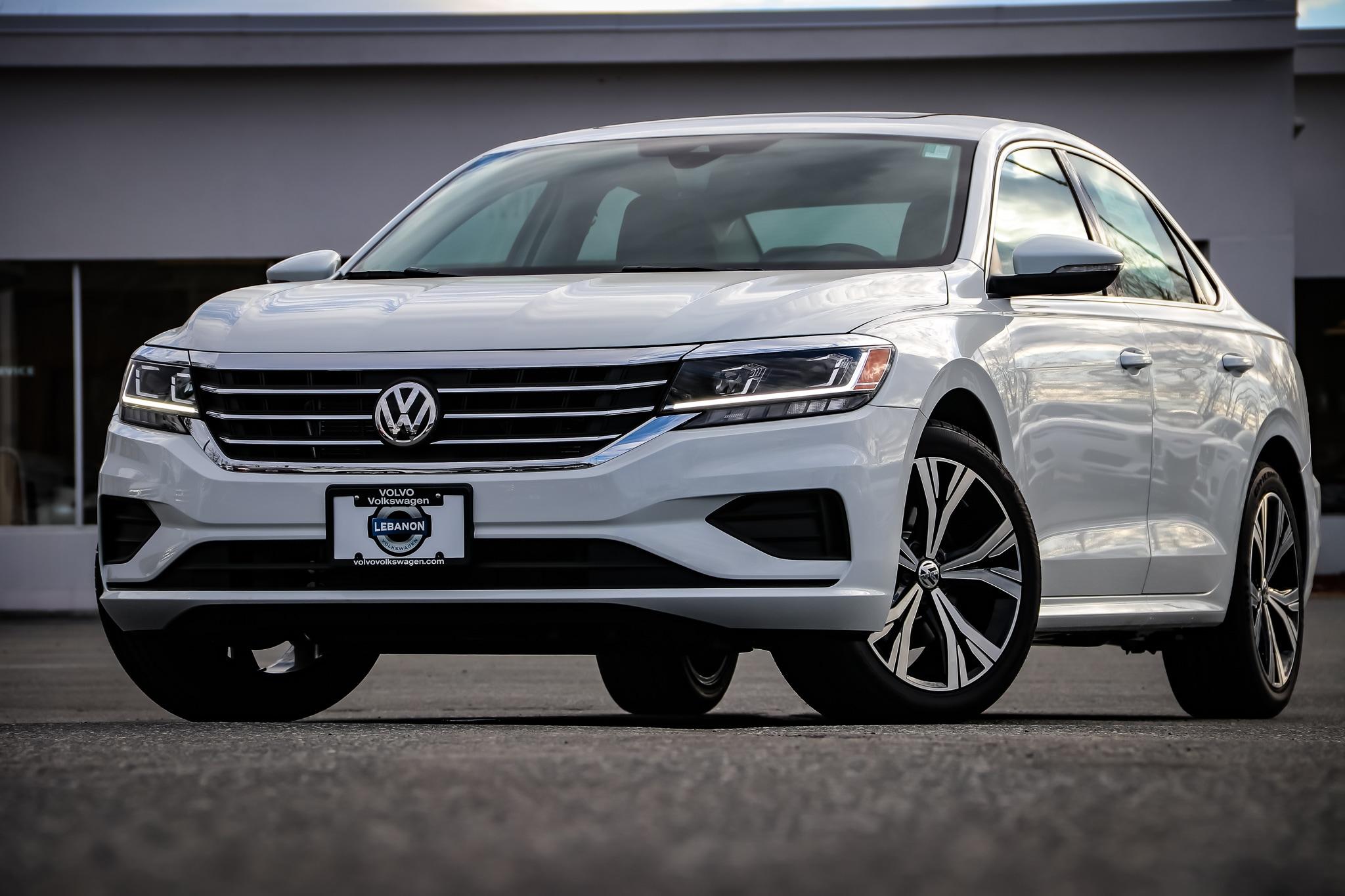 2021 Volkswagen Passat Sedan
