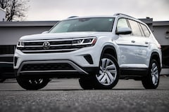 New 2021 Volkswagen Atlas 3.6L V6 SEL 4MOTION SUV for sale in Lebanon, NH at Miller Volkswagen