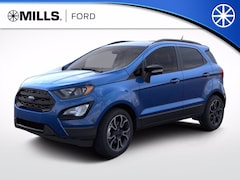 New 2020 Ford EcoSport in Brainerd