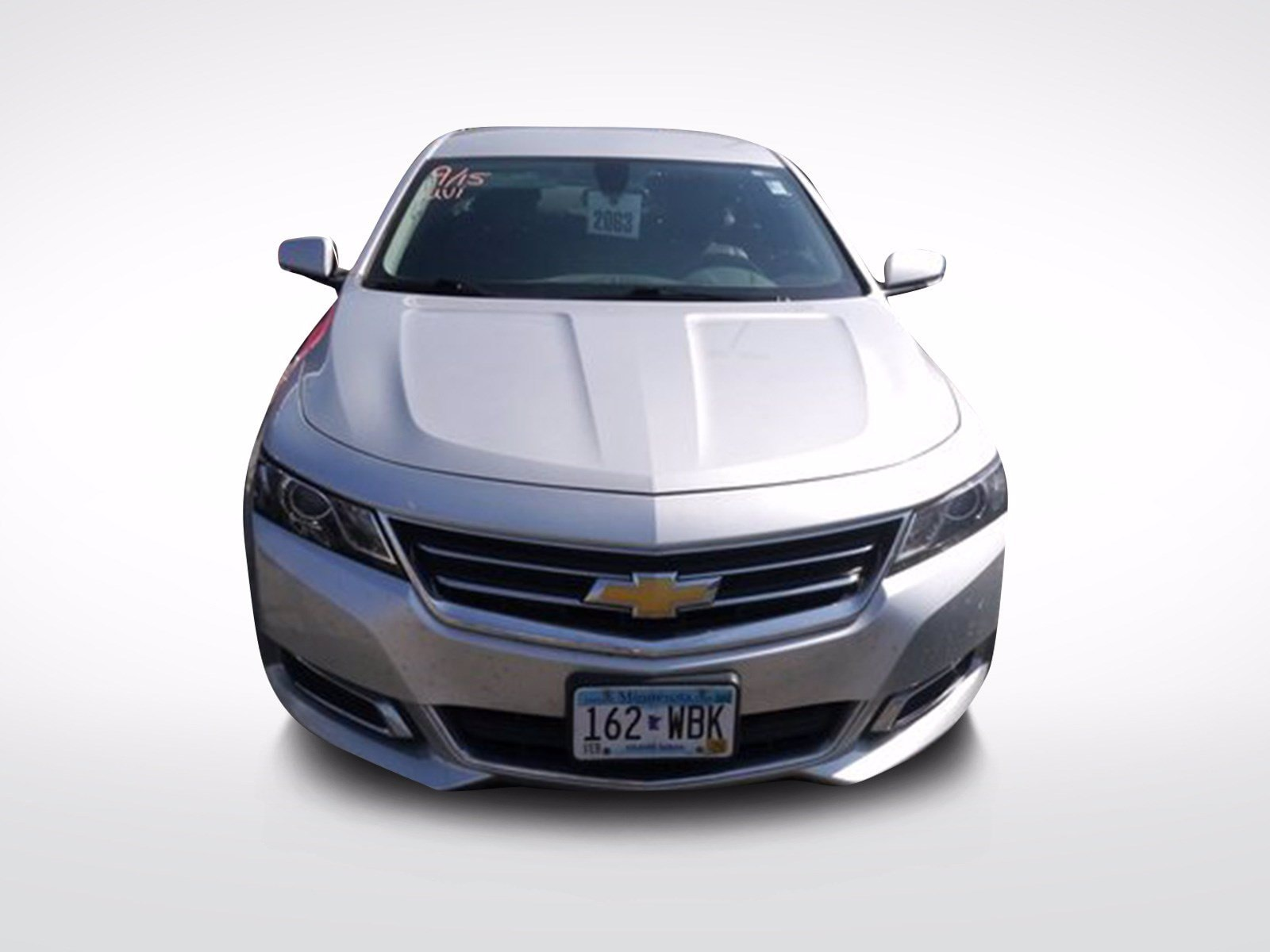 Used 2016 Chevrolet Impala 1LT with VIN 2G1105SA1G9190679 for sale in Baxter, Minnesota
