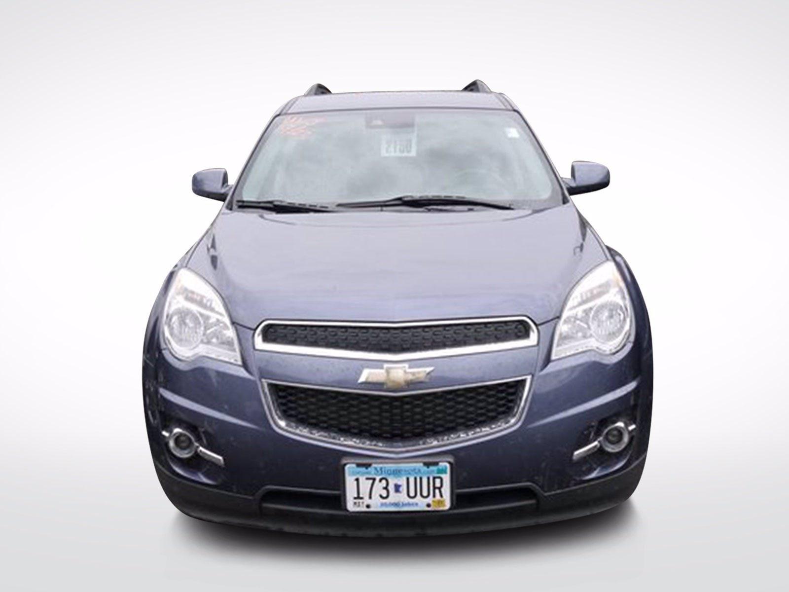 Used 2013 Chevrolet Equinox 2LT with VIN 2GNFLNEK6D6261629 for sale in Baxter, Minnesota