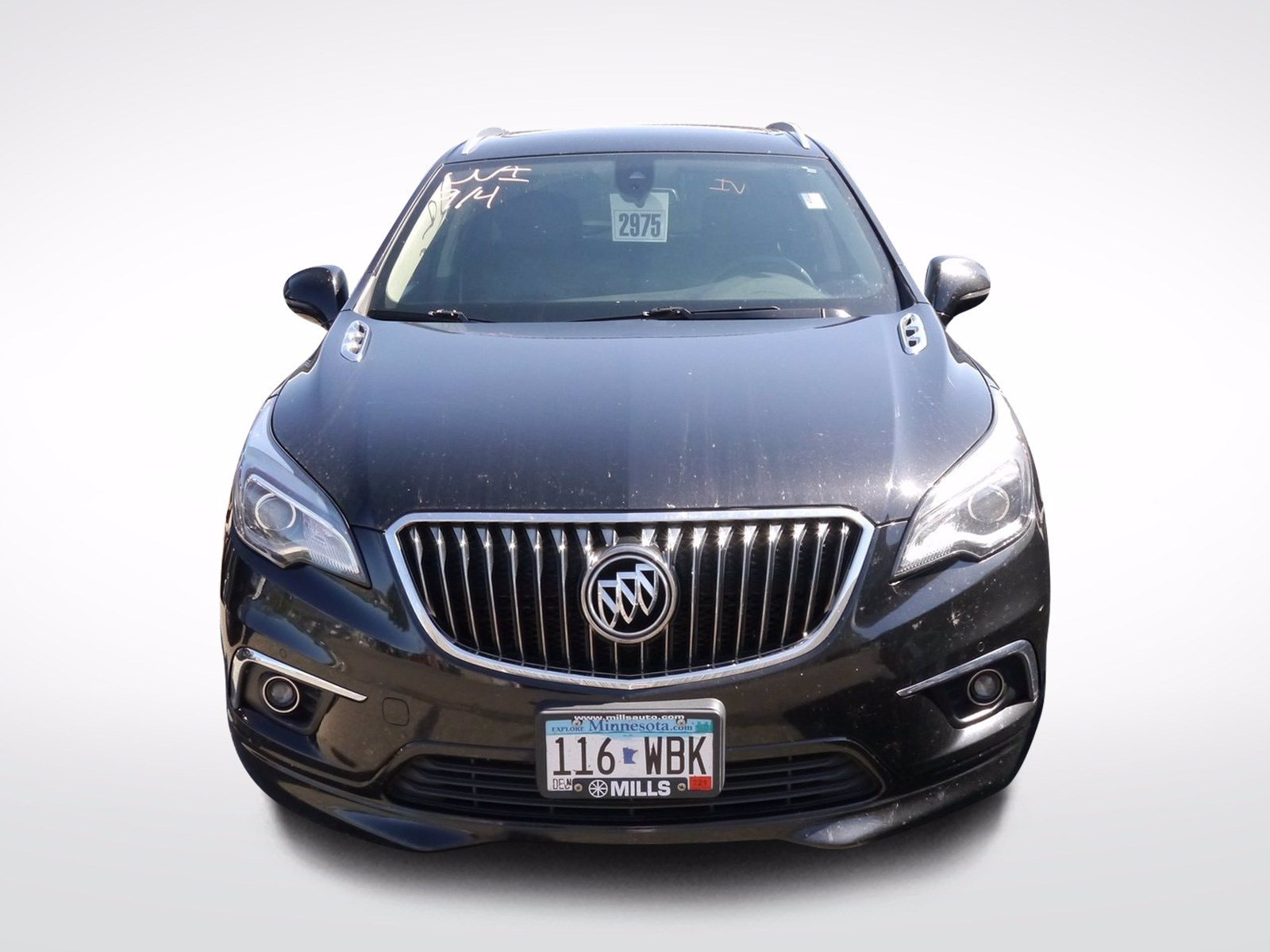 Used 2016 Buick Envision Premium I with VIN LRBFXESX9GD244423 for sale in Baxter, Minnesota