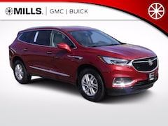 Used 2019 Buick Enclave AWD 4dr Essence Sport Utility Vehicle in Brainerd