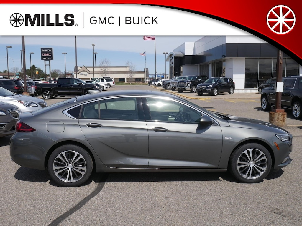 Buick Regal Sportback >> New 2019 Buick Regal Sportback For Sale At Mills Automotive Group Vin W04gl6sx3k1038865