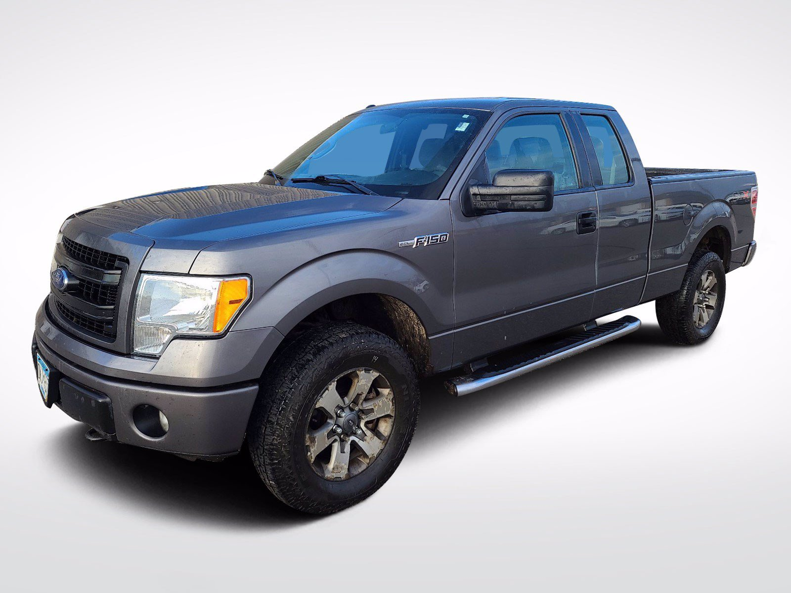 Used 2013 Ford F-150 STX with VIN 1FTFX1EF1DFD03719 for sale in Baxter, Minnesota