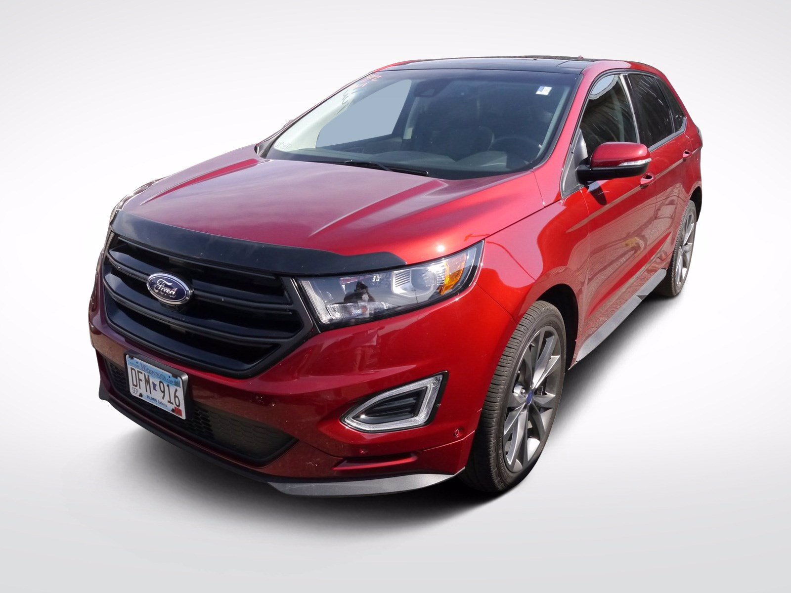 Used 2016 Ford Edge Sport with VIN 2FMPK4AP4GBC42421 for sale in Baxter, Minnesota