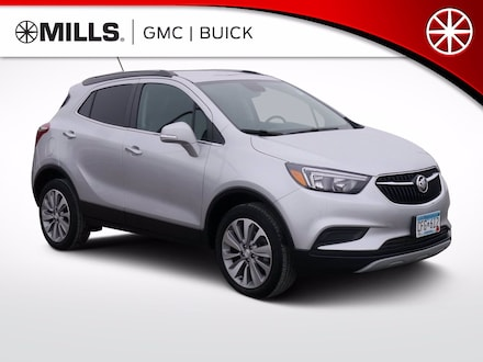2019 Buick Encore AWD 4dr Preferred Sport Utility Vehicle
