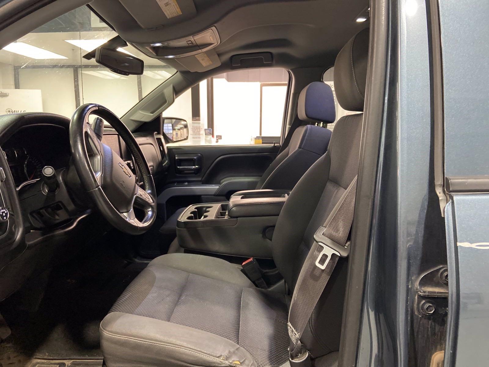 2014 Chevrolet Silverado 1500 2LT