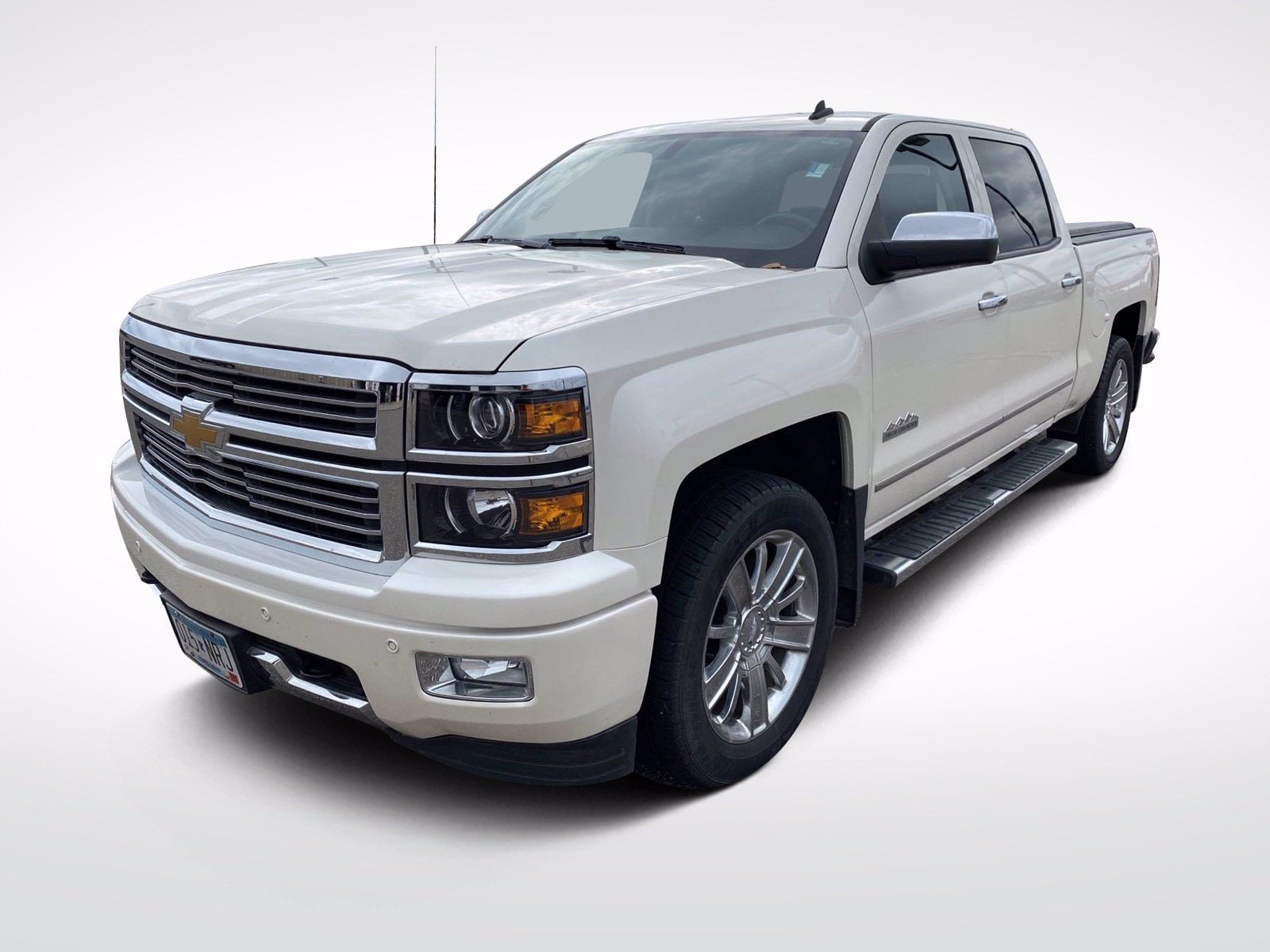 Used 2014 Chevrolet Silverado 1500 High Country with VIN 3GCUKTEC5EG383498 for sale in Baxter, Minnesota