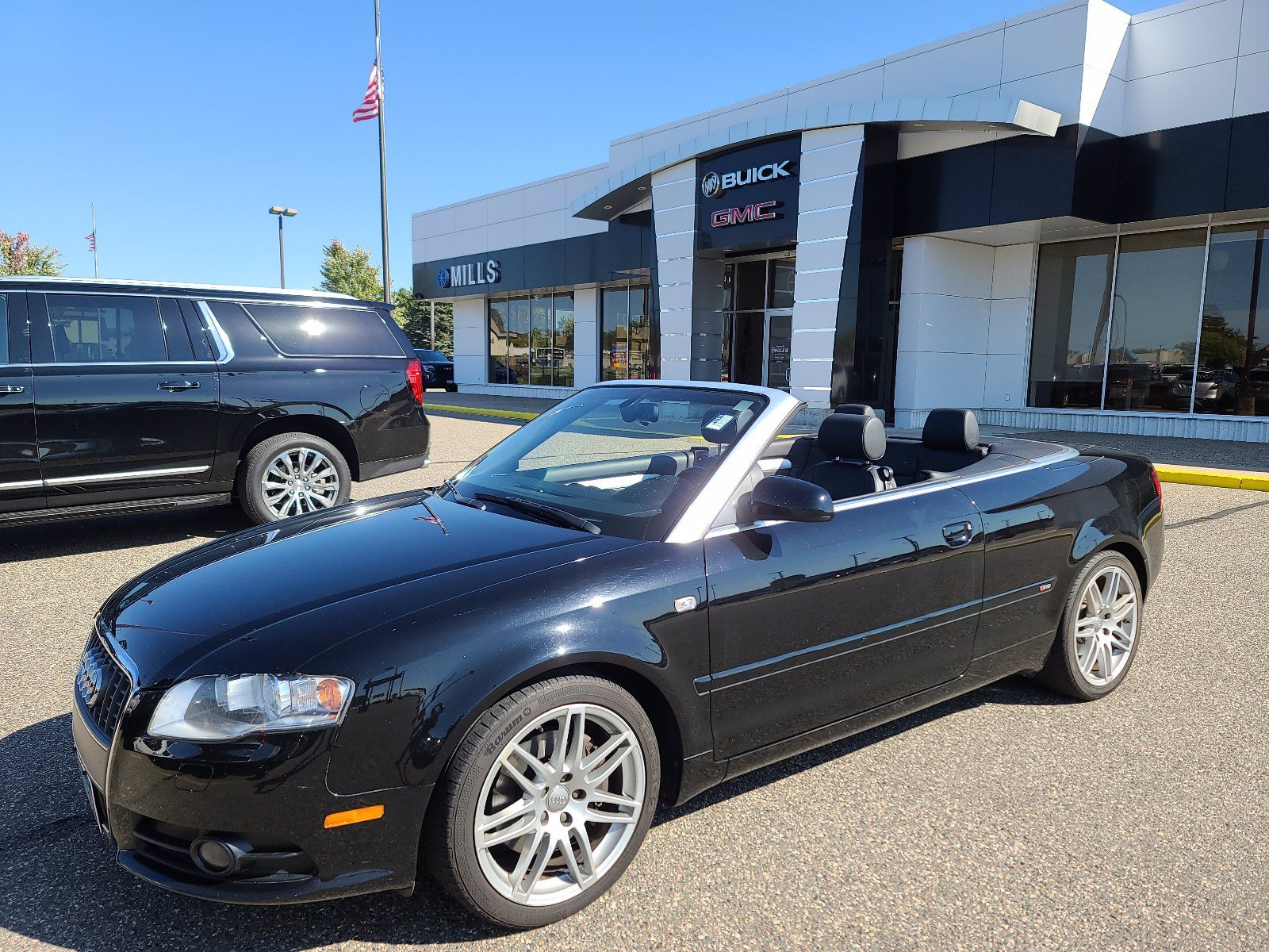 Used 2009 Audi A4  with VIN WAUAF48H29K007888 for sale in Baxter, Minnesota