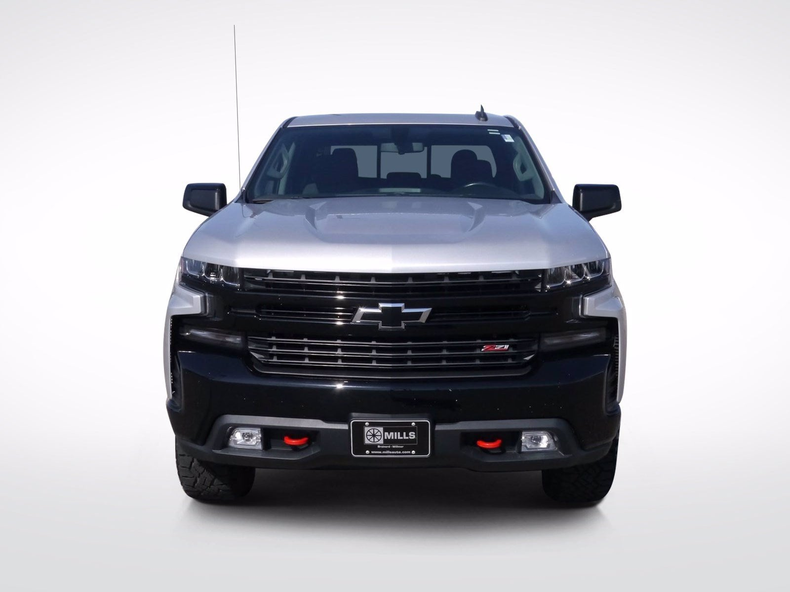Used 2019 Chevrolet Silverado 1500 LT Trail Boss with VIN 3GCPYFED2KG201872 for sale in Baxter, Minnesota
