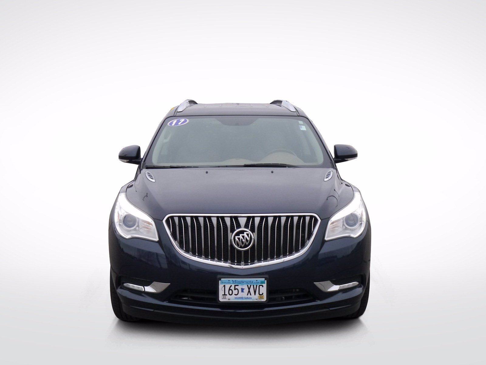 Used 2017 Buick Enclave Leather with VIN 5GAKVBKD0HJ173126 for sale in Baxter, Minnesota