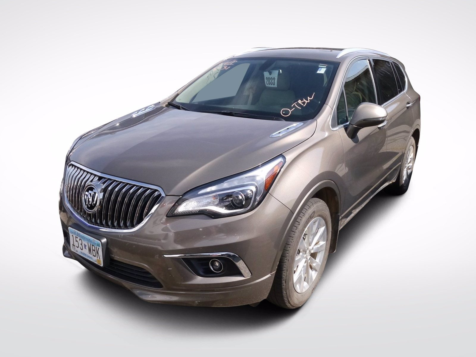 Used 2017 Buick Envision Essence with VIN LRBFXDSA2HD072811 for sale in Baxter, Minnesota