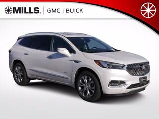 New 2021 Buick Enclave Avenir SUV in Brainerd