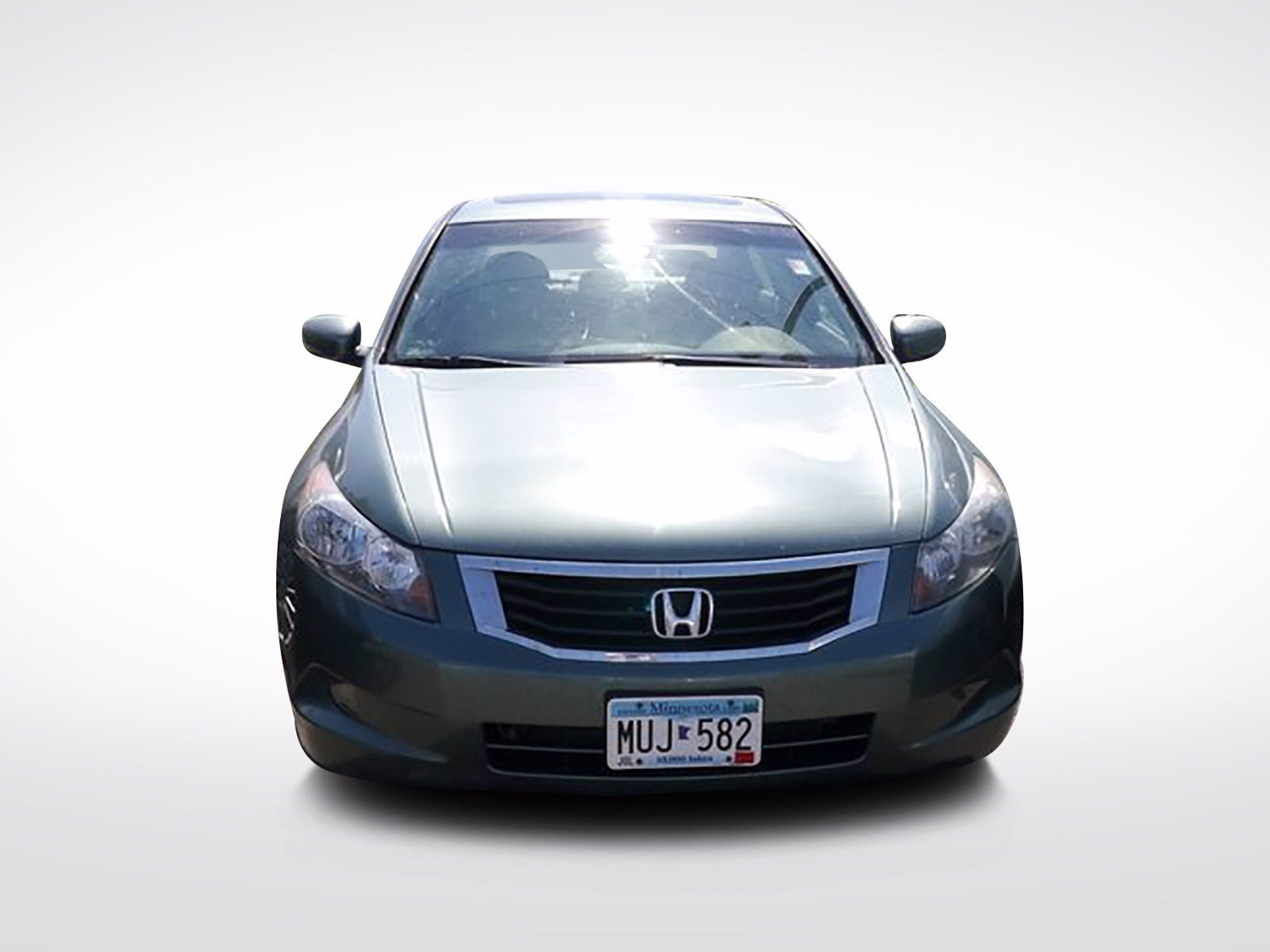 Used 2008 Honda Accord EX-L with VIN 1HGCP26828A084086 for sale in Baxter, Minnesota