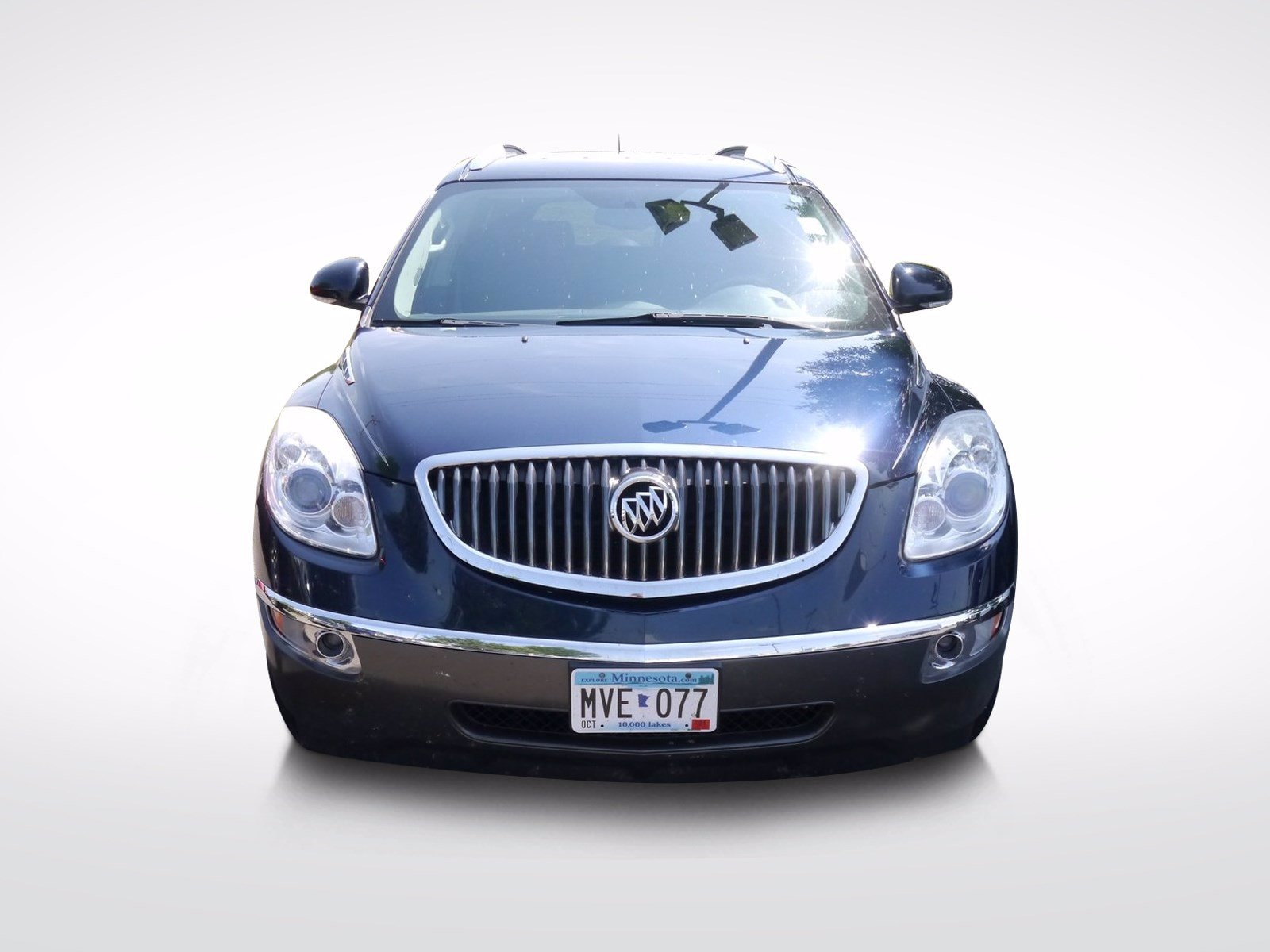 Used 2008 Buick Enclave CX with VIN 5GAER13758J303115 for sale in Baxter, Minnesota