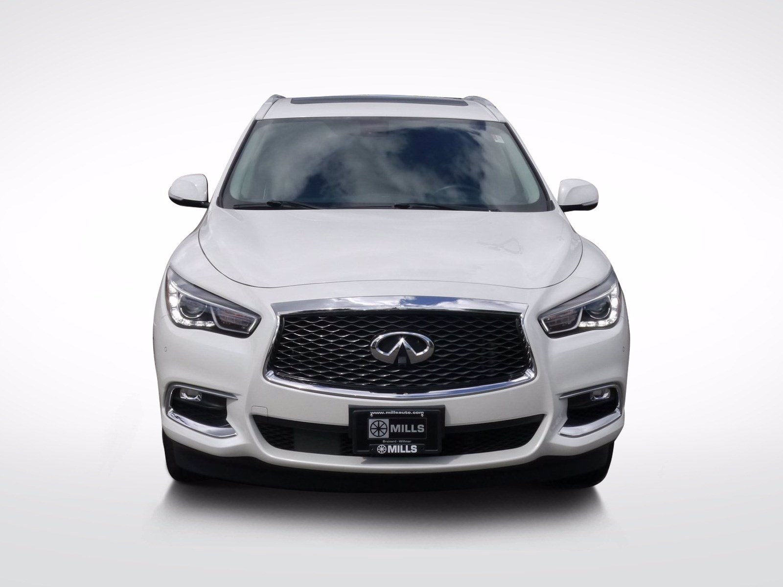 Used 2017 INFINITI QX60  with VIN 5N1DL0MMXHC551869 for sale in Baxter, Minnesota