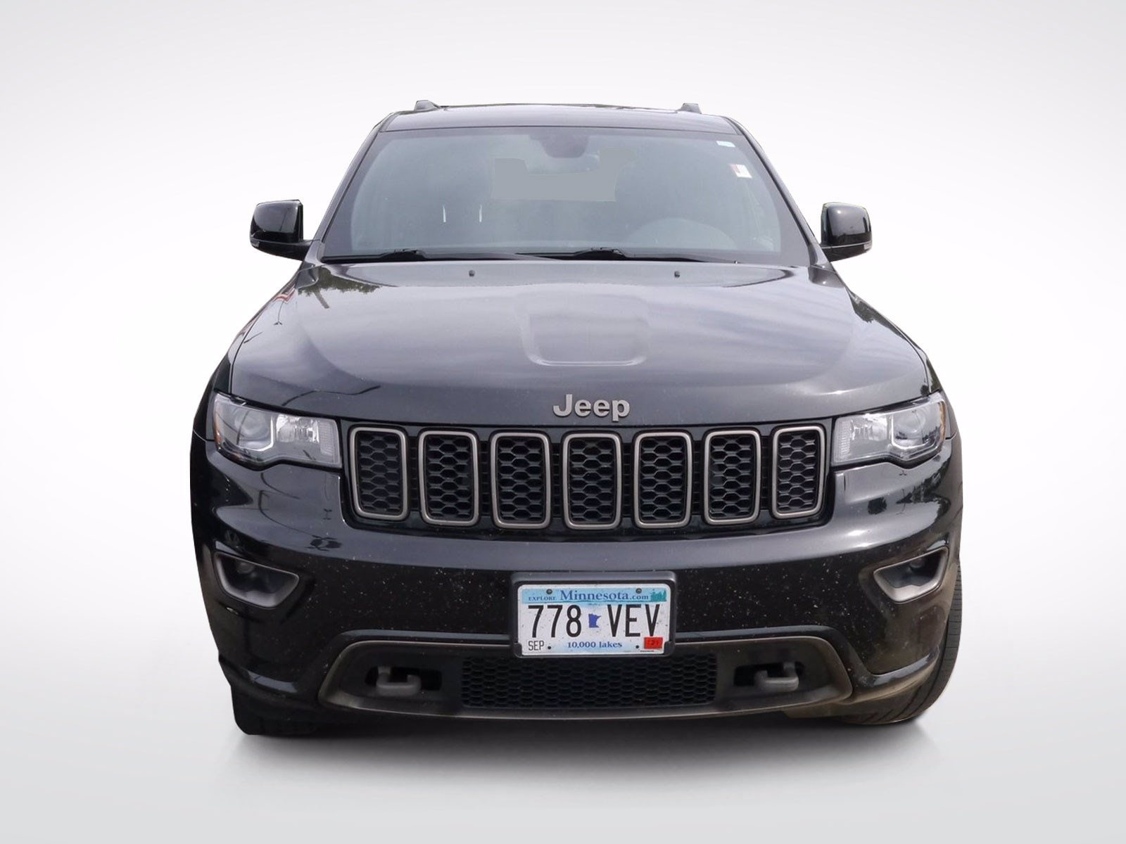 Used 2016 Jeep Grand Cherokee Limited with VIN 1C4RJFBG0GC469387 for sale in Baxter, Minnesota