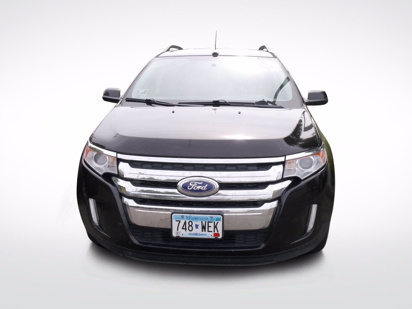 Used 2013 Ford Edge Limited with VIN 2FMDK4KC2DBC38247 for sale in Baxter, Minnesota