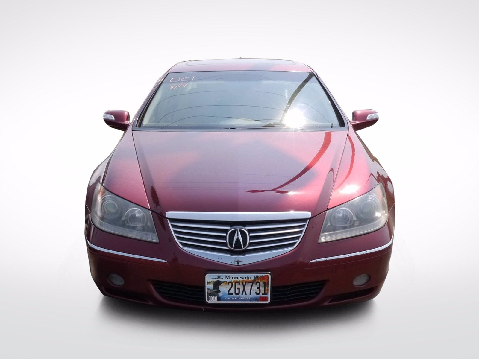 Used 2005 Acura RL  with VIN JH4KB16585C012333 for sale in Baxter, Minnesota