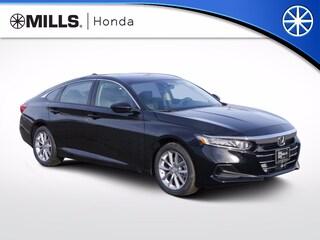 New 2021 Honda Accord LX 1.5T Sedan in Brainerd