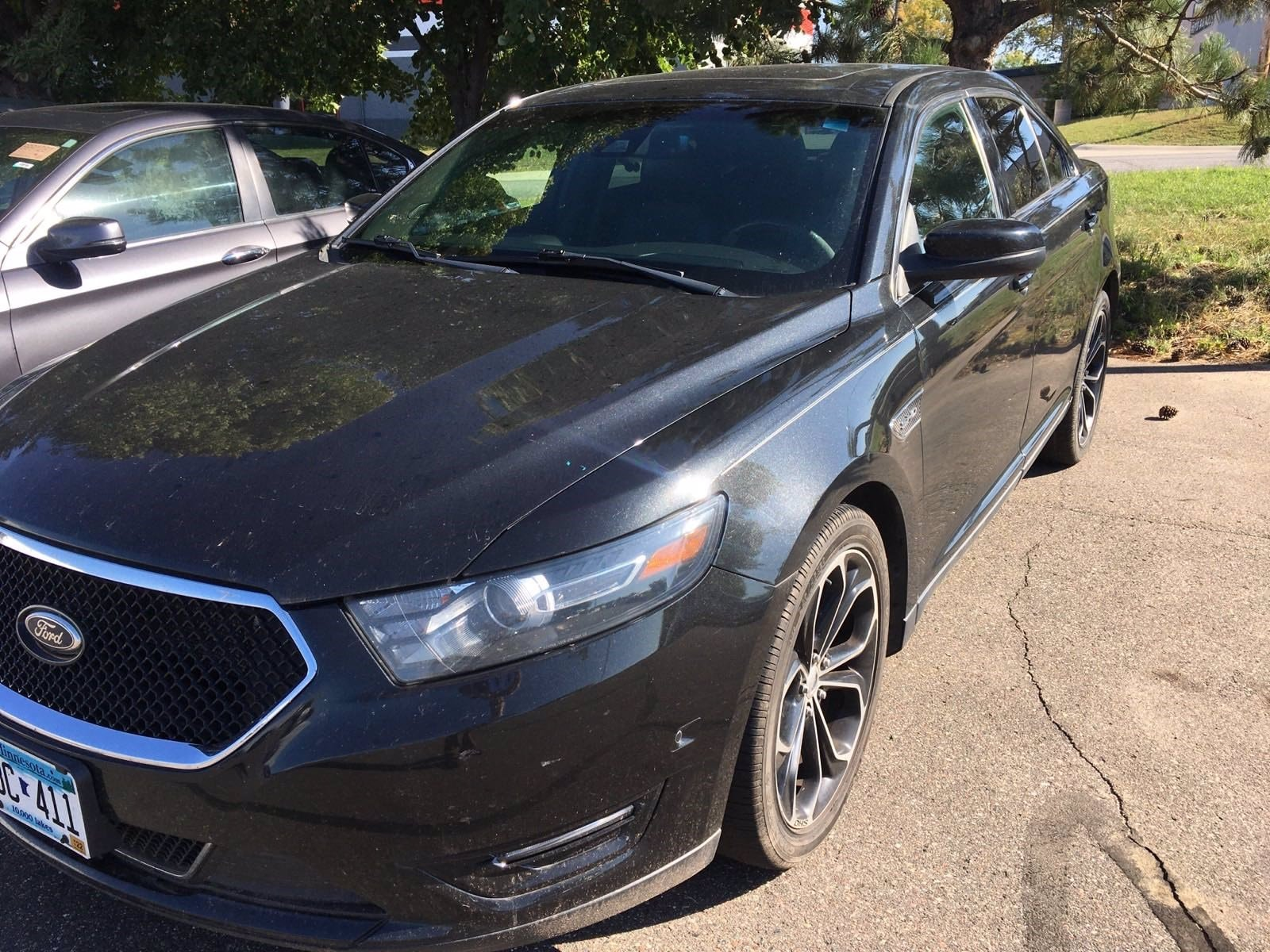 Used 2013 Ford Taurus SHO with VIN 1FAHP2KT2DG172101 for sale in Baxter, Minnesota