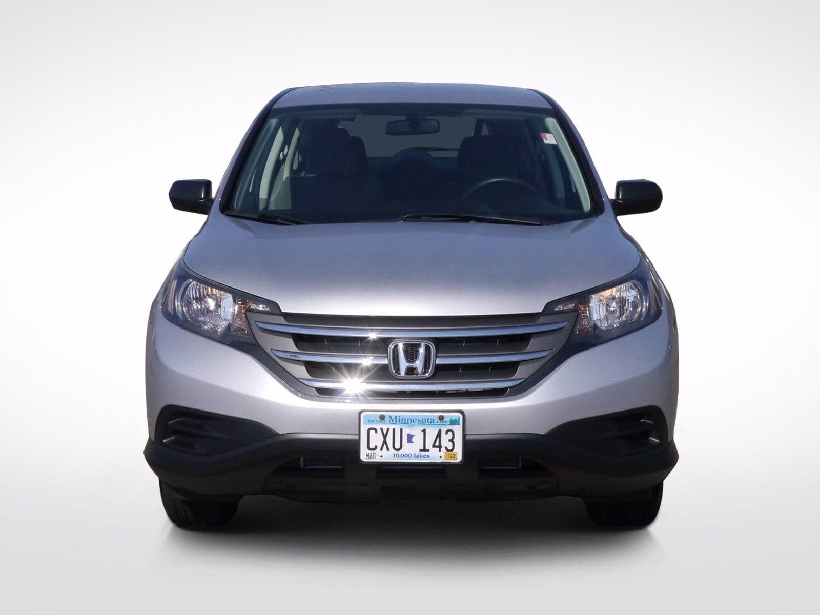 Used 2014 Honda CR-V LX with VIN 5J6RM4H39EL039994 for sale in Baxter, Minnesota