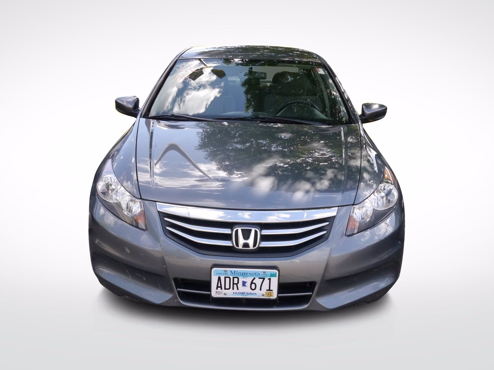 Used 2011 Honda Accord LX-P with VIN 1HGCP2F46BA097878 for sale in Baxter, Minnesota