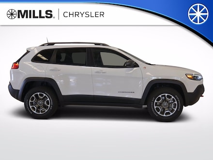 2020 Jeep Cherokee TRAILHAWK 4X4 Sport Utility for sale in Willmar, MN