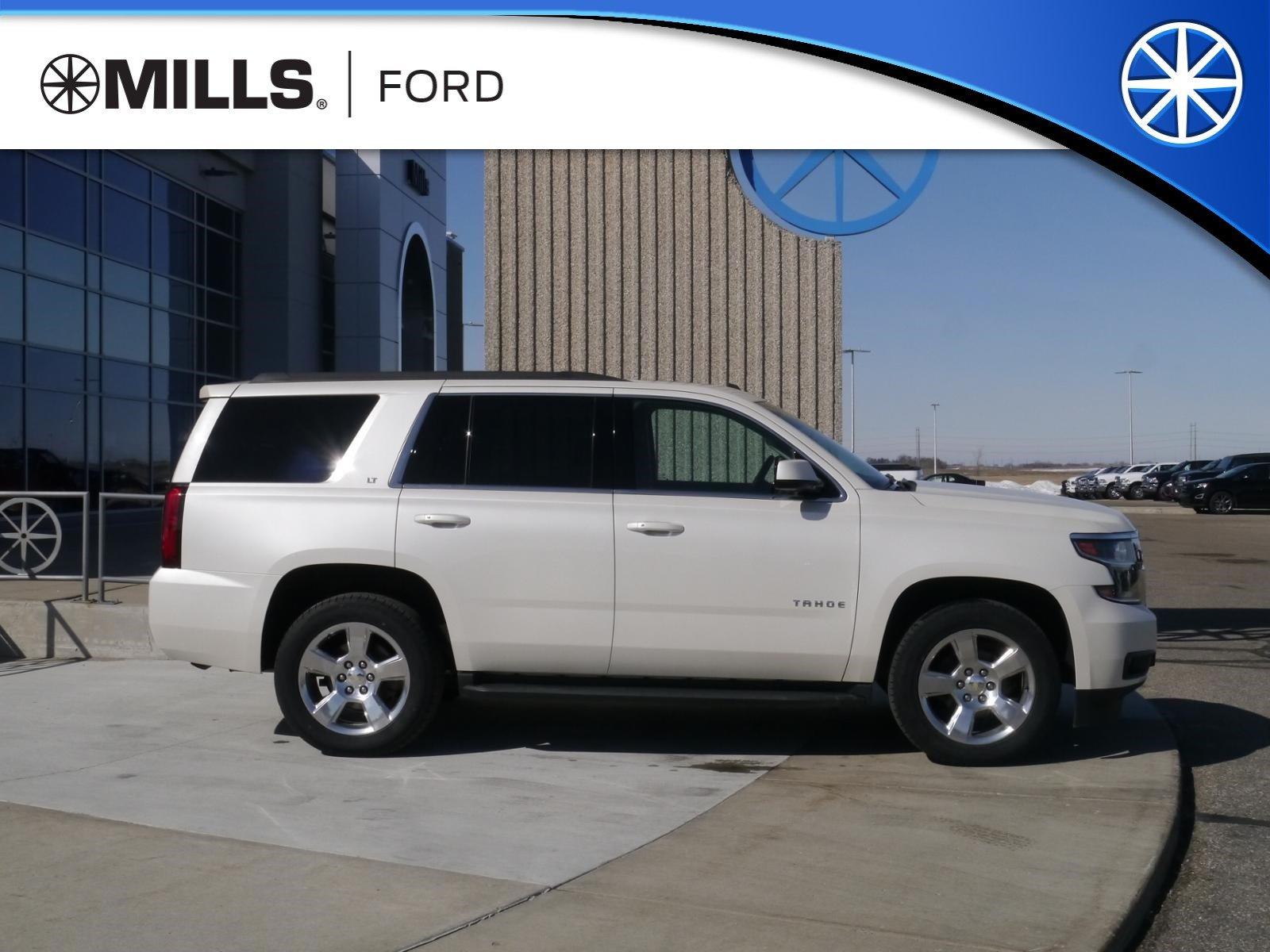 2015 Chevrolet Tahoe LT SUV for sale in Willmar, MN