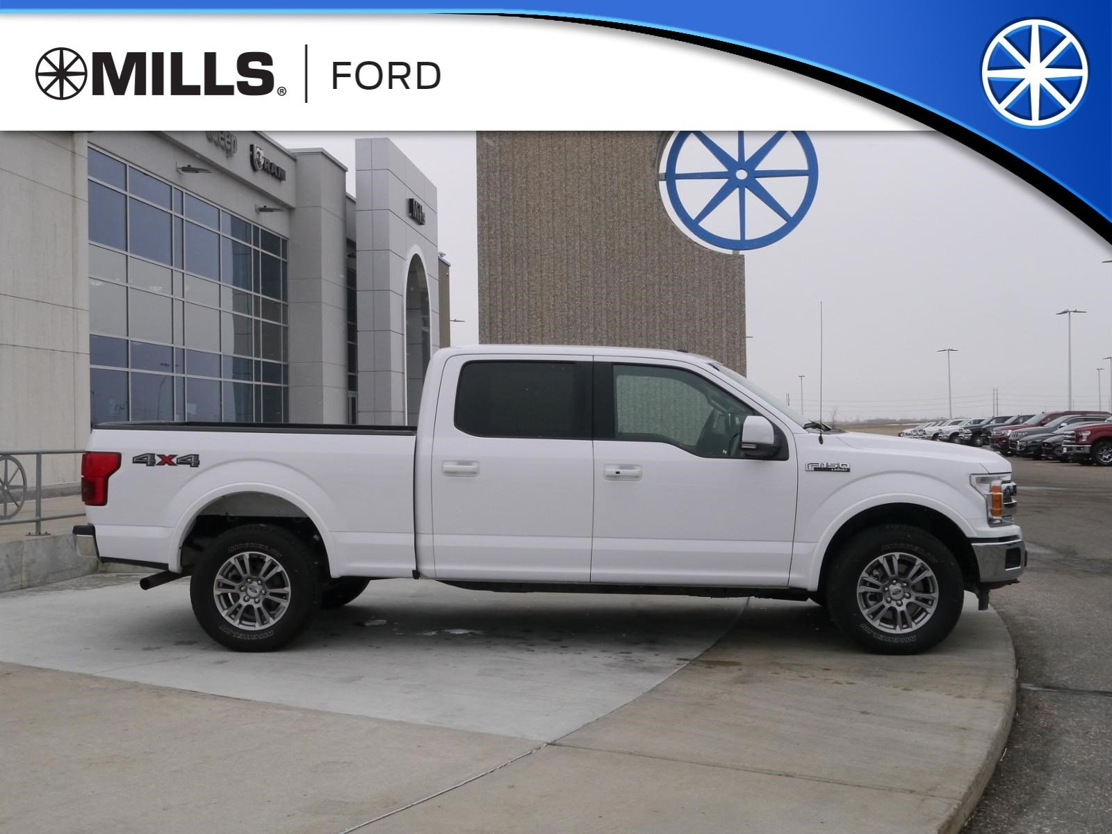 2018 Ford F-150 Truck SuperCrew Cab for sale in Willmar, MN